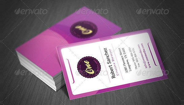 Best Fancy Business Card Template