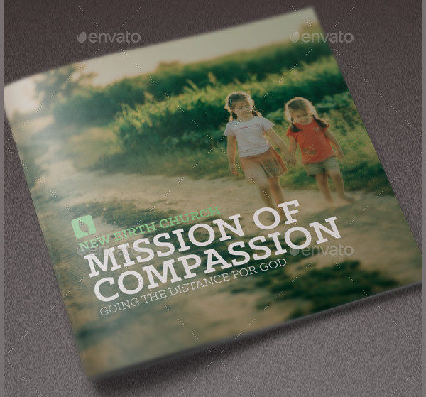 Compassion Church Brochures