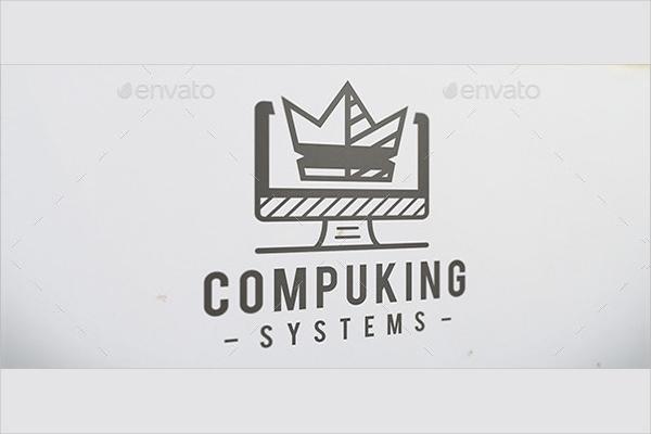 Computer King Logo