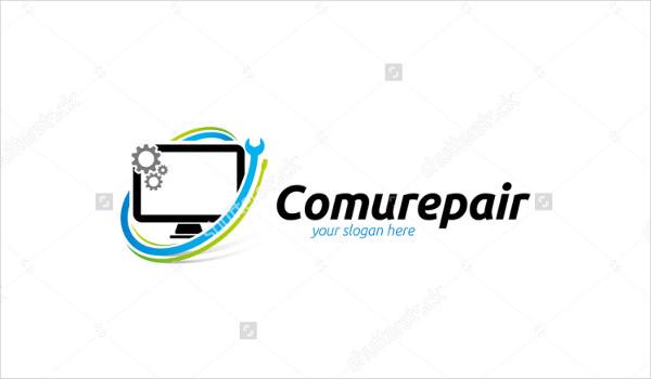 Best Computer Repair Logo