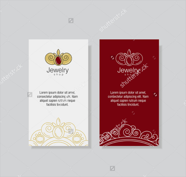 Corporate Identity Business Jewelry Brochures