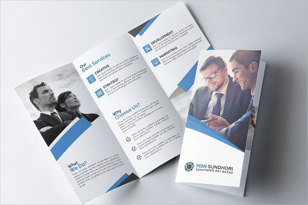 Best Marketing Brochure Template