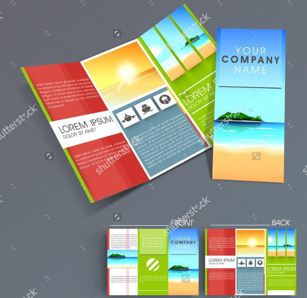 Corporate Marketing Business Brochure