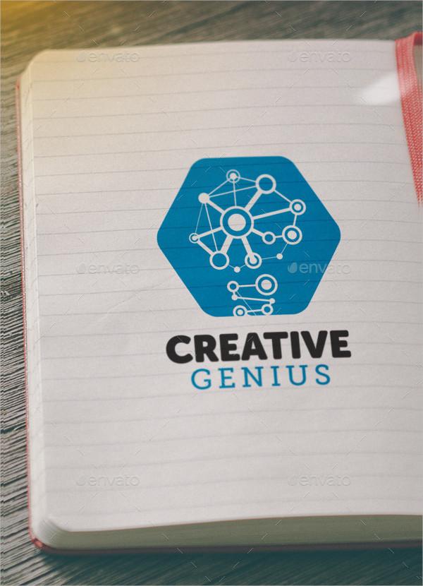 Creative Genius Logo