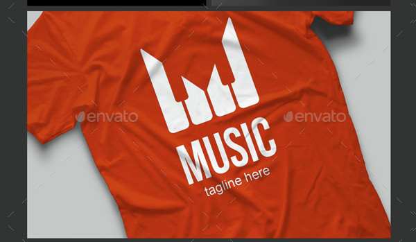 Creative Music Player Logo