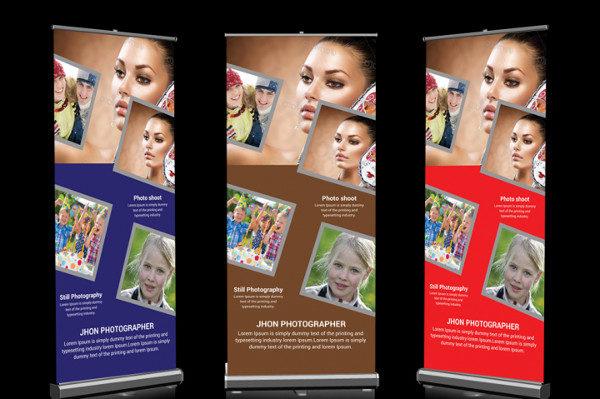 Custom Photography Banners