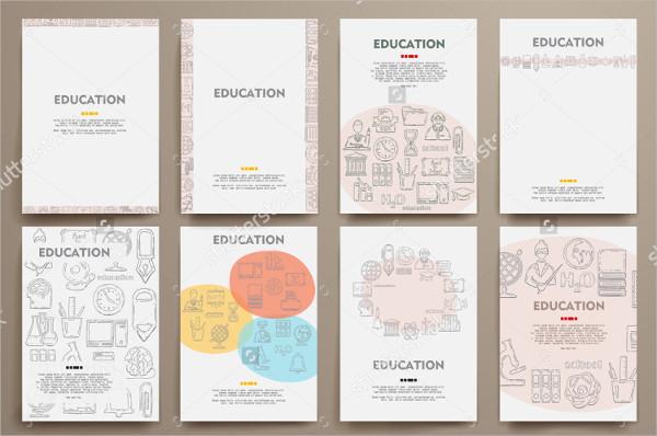 Set of University Brochures
