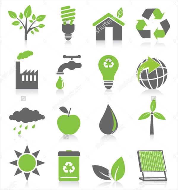 Creative Ecology Icons
