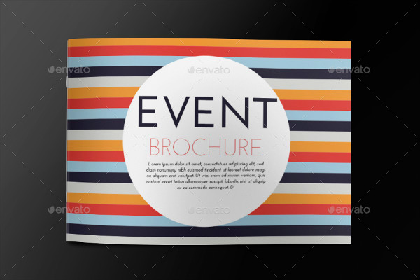 InDesign Brochure Template for Special Events