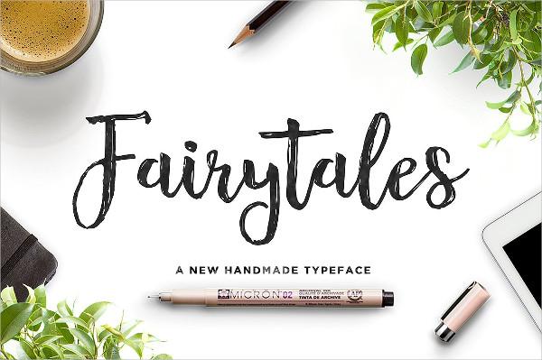 Fairytales Script Font