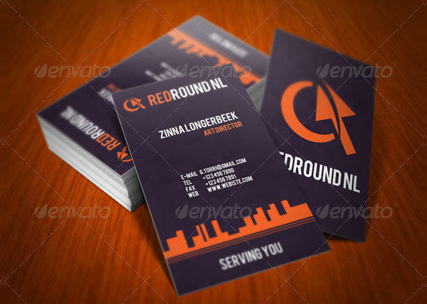 Fancy & Modern Business Card