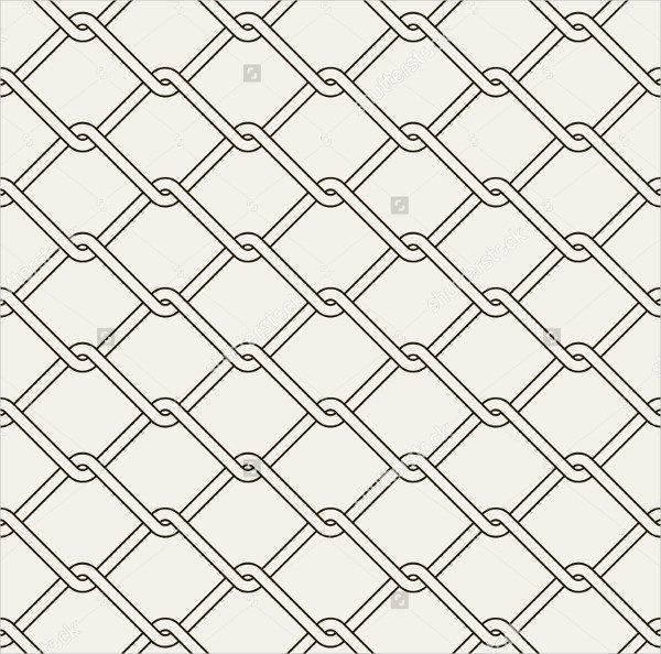 Stylish Fence Pattern
