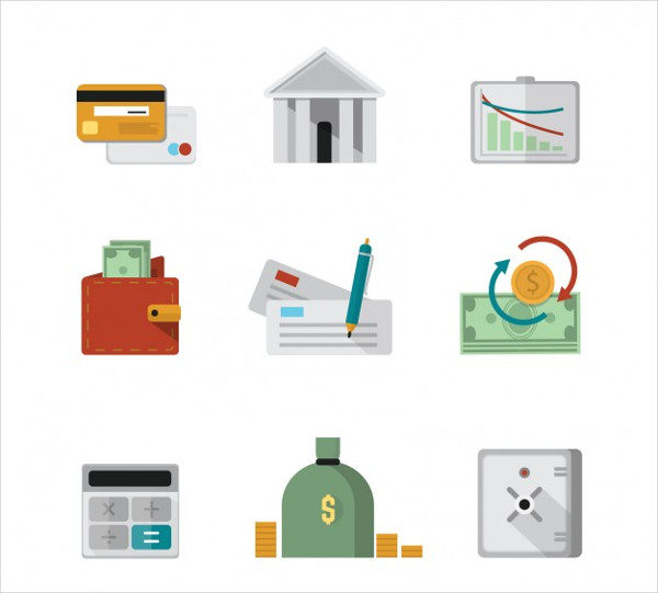 Free Finance Icons Download