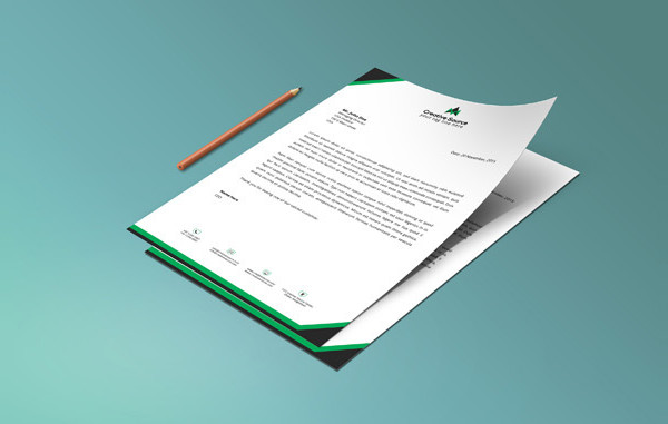 33 letterhead templates free premium download