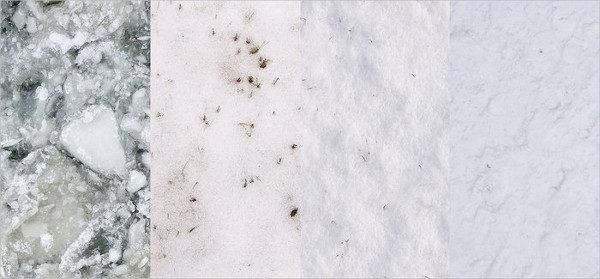 Free Seamless Snowflake Texture