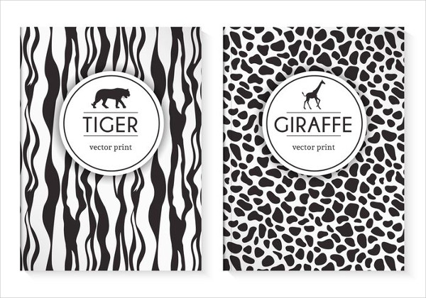 Free Wild Animal Print Patterns