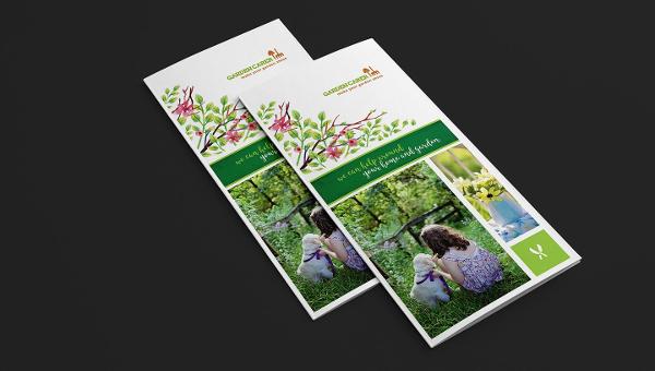 Garden Service Brochures