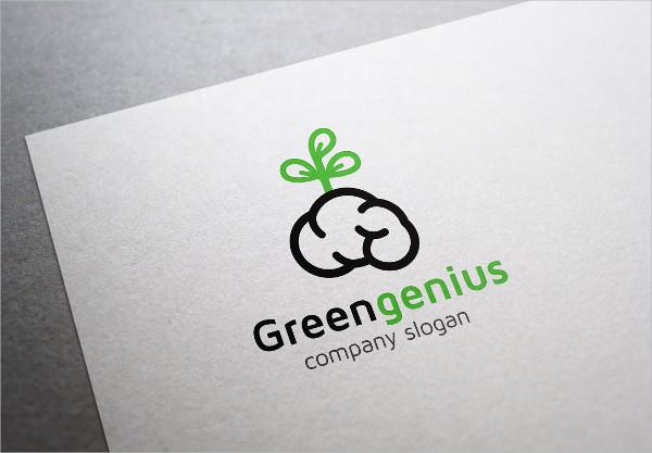 Green Genius Logo