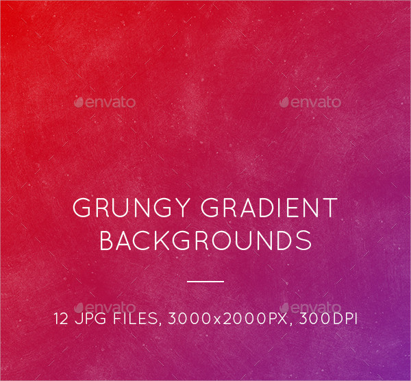Grungy Gradient Backgrounds