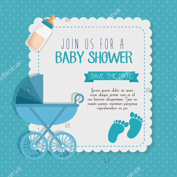33 baby shower invitation templates free premium download editable baby shower vector invitation card filmwisefo