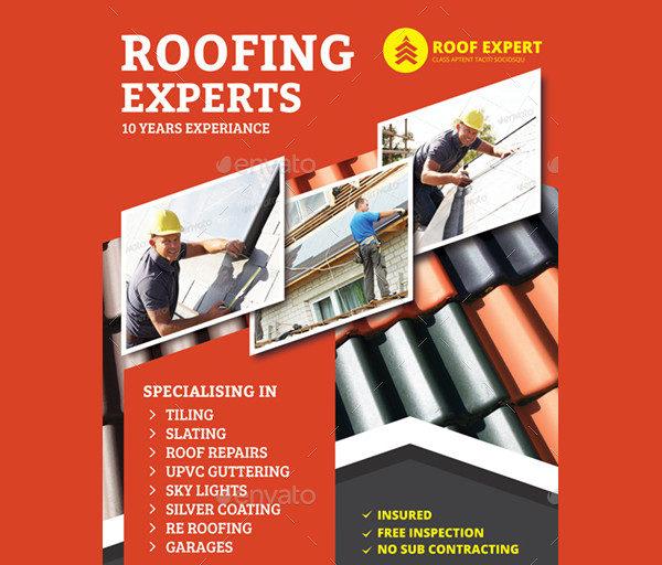 House Repair Contractor Flyer