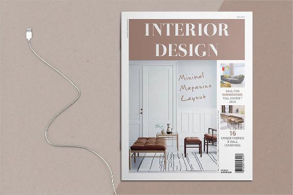 Trendy Interior Design Magazine