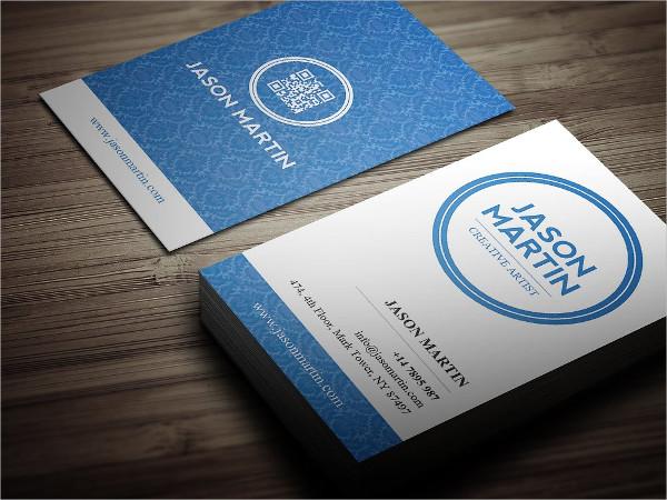 Individual Royal Business Card