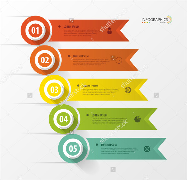 Colorful Infographics Design Banner
