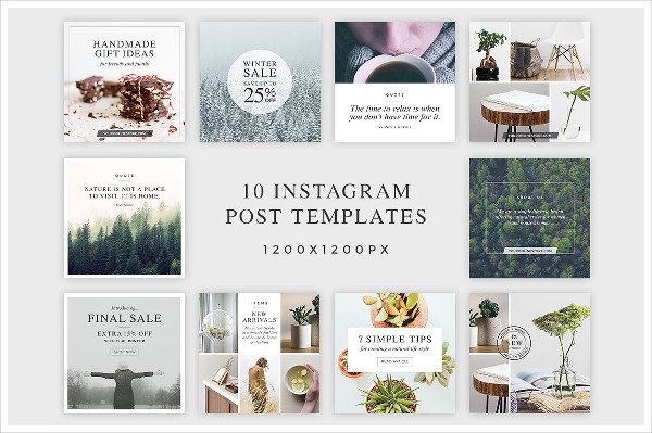Instagram Banners for Lifestyle Businesses