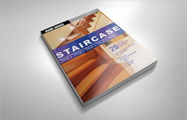 Interior InDesign Magazine Template