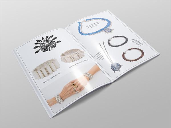 Jewelry Company Catalogue Brochure