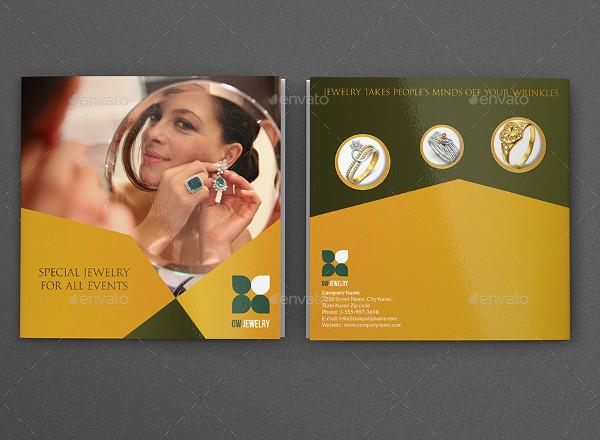 Jewelry & Accessories Catalog Brochure Bundle