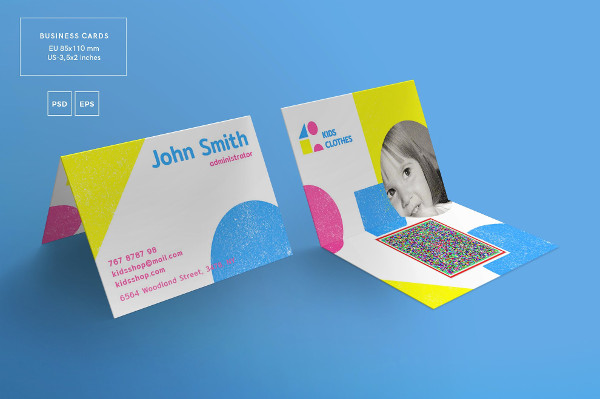 29 kids business cards psd ai eps vector format download best kids business cards colourmoves