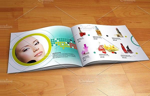 Jewelry Stylish Brochure Template