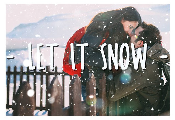 Best Snow Photoshop Actions