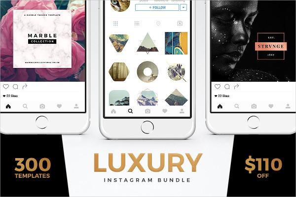 Luxury Instagram Bundle
