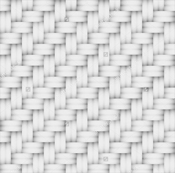 Macro Seamless Textile Pattern