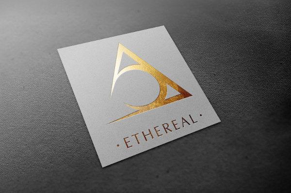 Magic Triangle Logo Template