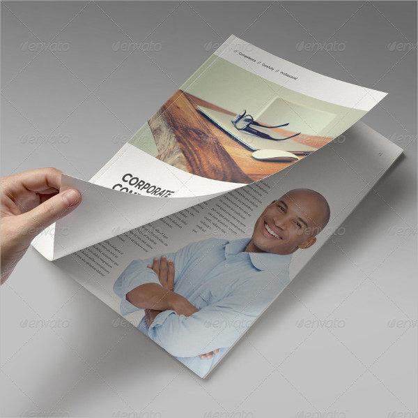 Perfect Marketing Design Brochure Template