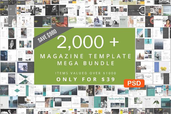 Mega Magazines Bundle