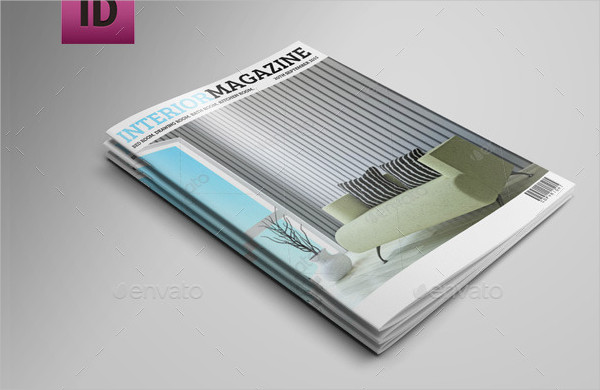 Ready to Print Interior Magazine