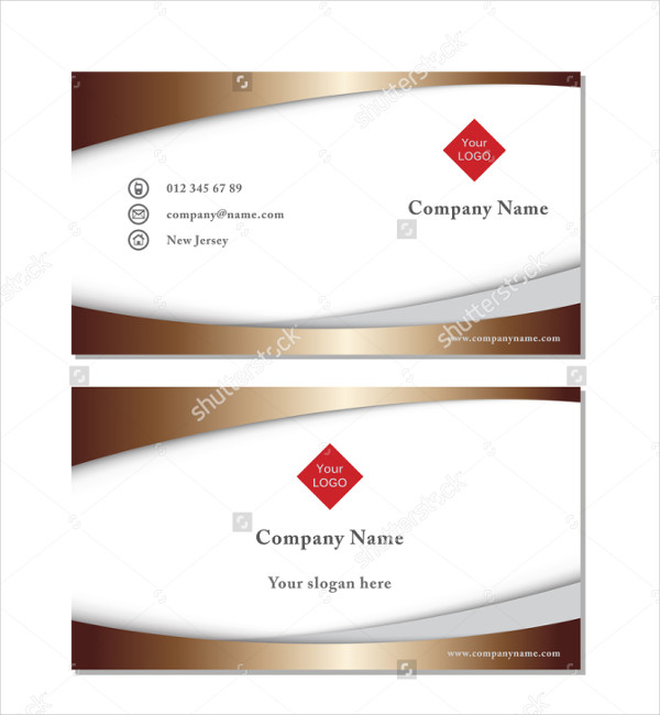 Modern Classy Business Cards