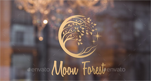 Moon Forest Logo