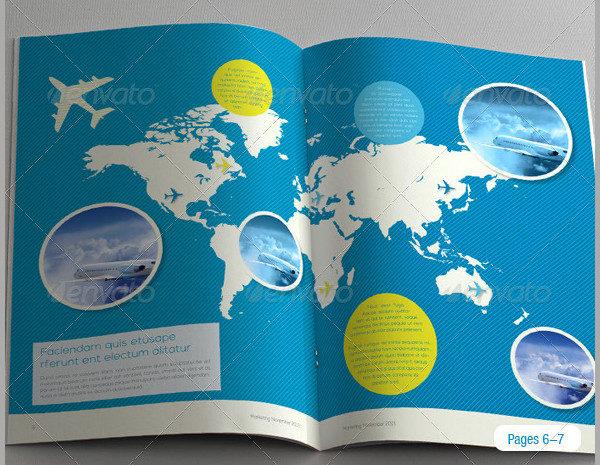 Multipurpose Marketing Brochure