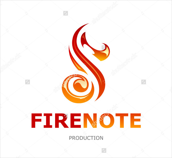 Musical Logo Design Template