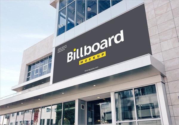 PSD Billboards Mockups