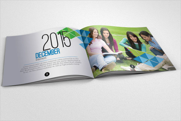 PSD Education Brochure Template
