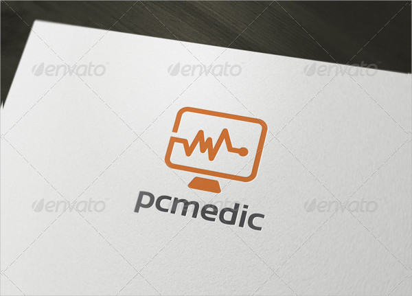 PC Medic Logo Template