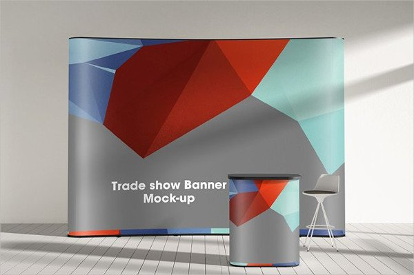Perfect Booth Design Mock-Up