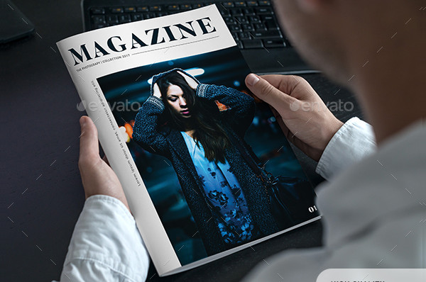 Perfect Photography Business Magazine Template